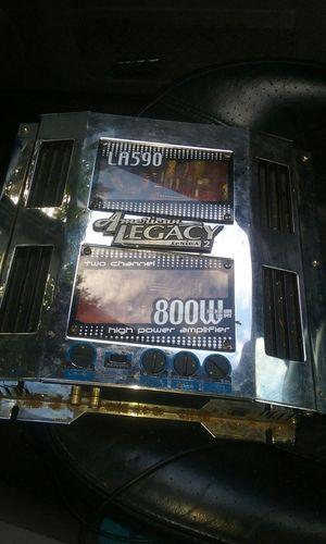 6Watt Amp: Car Amplifiers