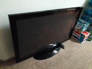 55 inch Samsung t.v (not a smart tv)