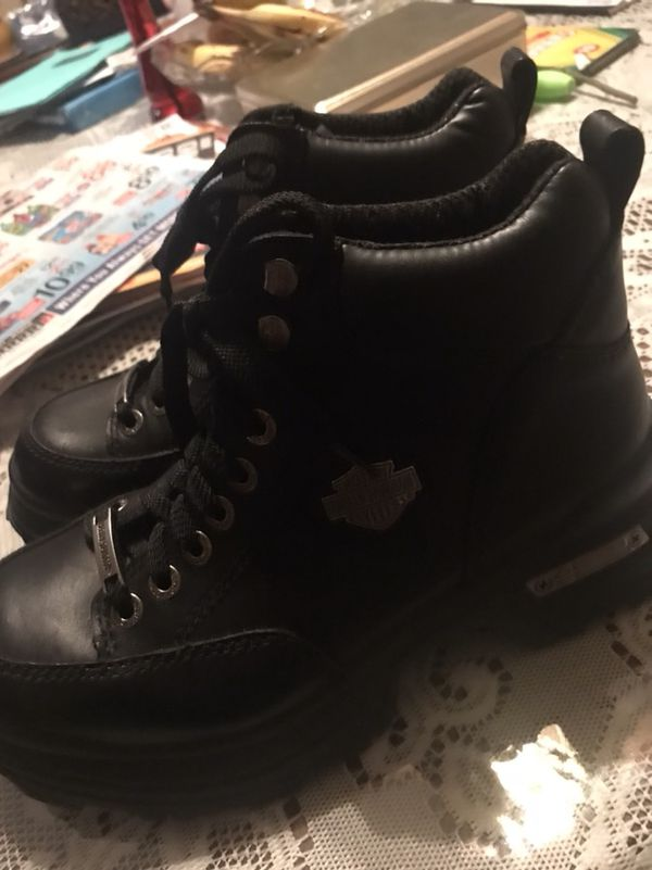 1e220befad2b New women s Harley Davidson boots size 7 (Motorcycles) in Norwalk ...