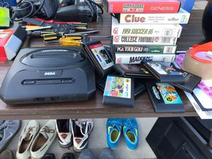 Sega system and games with remotes