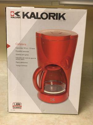 KALORIK 10-Cup Coffee Maker
