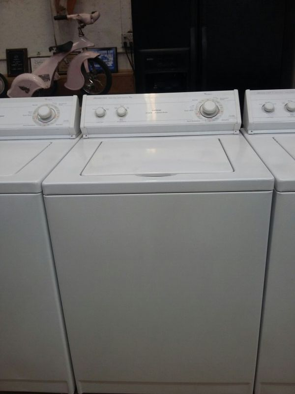 Whirlpool Super large-capacity washer (Appliances) in Vancouver, WA ...