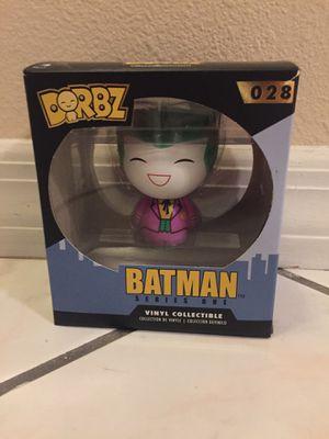 Dorbz - Batman - Joker