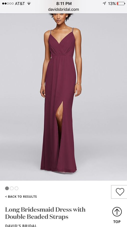 Bridesmaid dress (Clothing & Shoes) in Modesto, CA - OfferUp