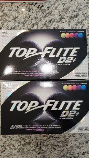 Top Flite D2+ Women's Golf Balls