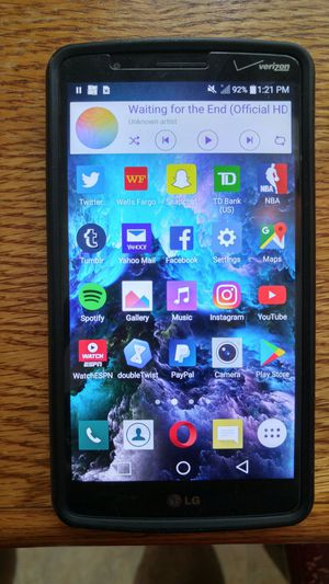 LG G3 VERIZON 32GB CLEAR IMEI