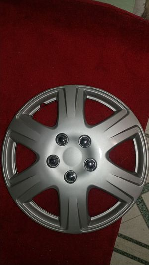 15 inches hubcap