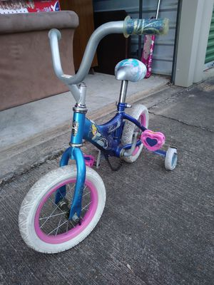 "12"" Cinderella Bike"
