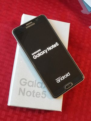 Samsung Galaxy Note 5, Factory Unlocked