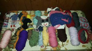 Yarn arts and crafts