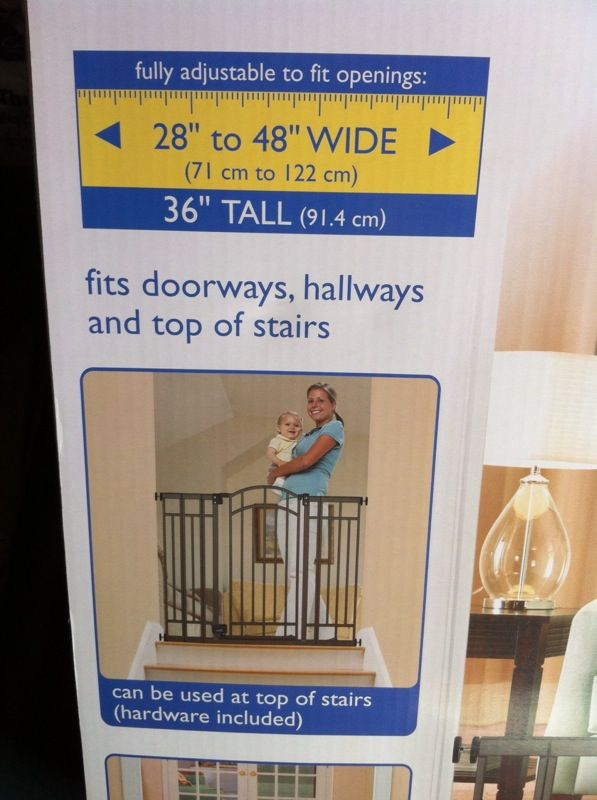 ikea baby gate instructions