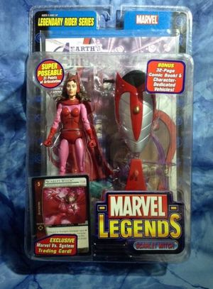 Marvel Legends Scarlet Witch