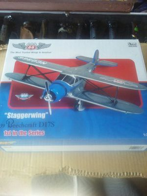 Diecast Model Airplane