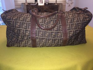 Fendi large vintage travel bag in very good condition