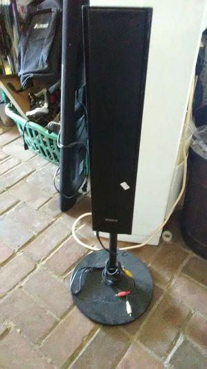 Speaker system, model SS-SRP37f
