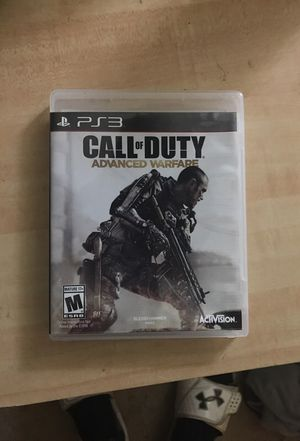 Call of Duty Advanced Warfare for PS3