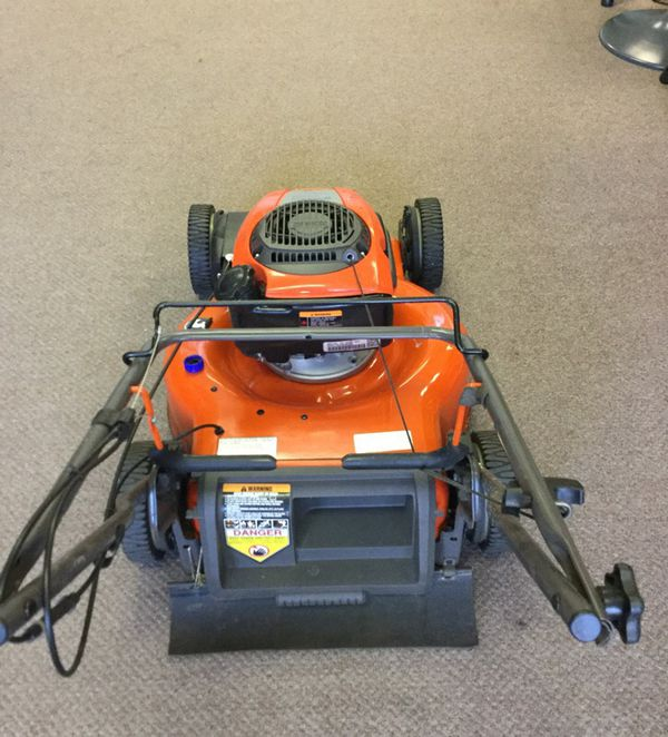 Husqvarna Lawnmower AWD Great Condition