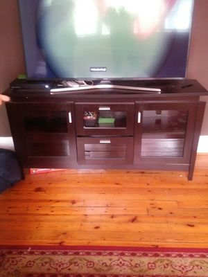 TV stand and drawer