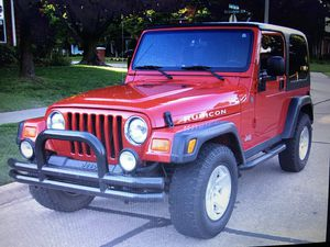 For sale 2004 Jeep Wrangler Rubicon 4X4, please contact me only: __michelle.k.more@gmail.com__