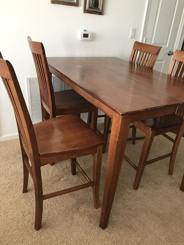 Dining Room Table Stool Height Furniture In Virginia Beach VA