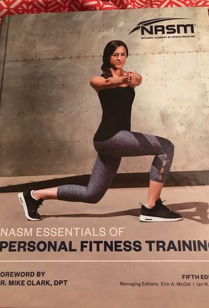NASM Personal Fitness Training