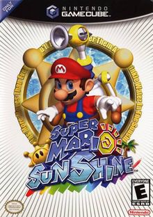 Pre-owned Super Mario Brothers Sunshine - GameCube