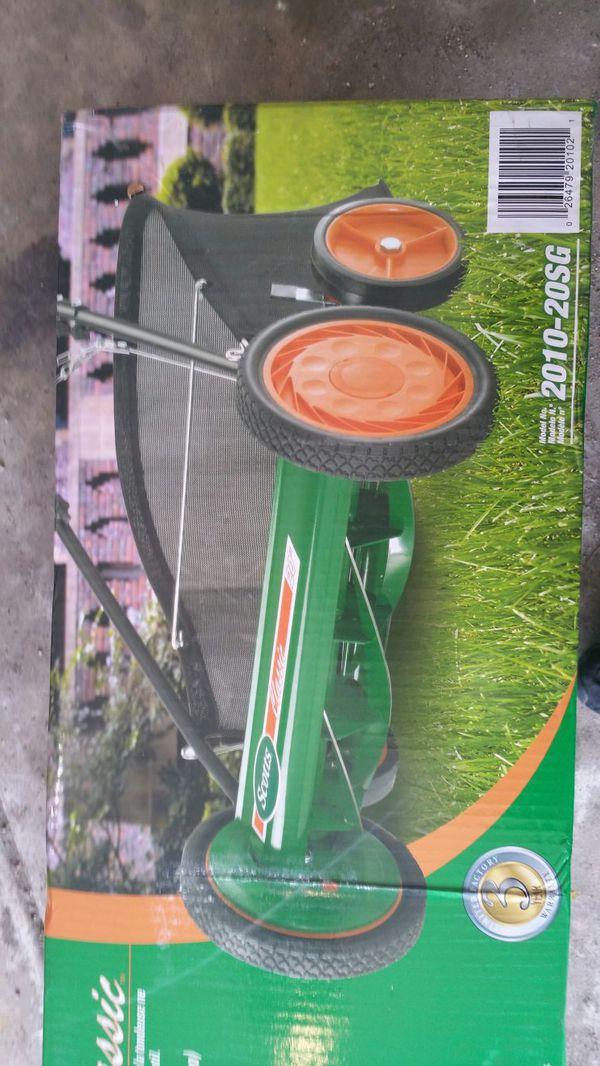 Scotts Reel Lawn Mower Manual