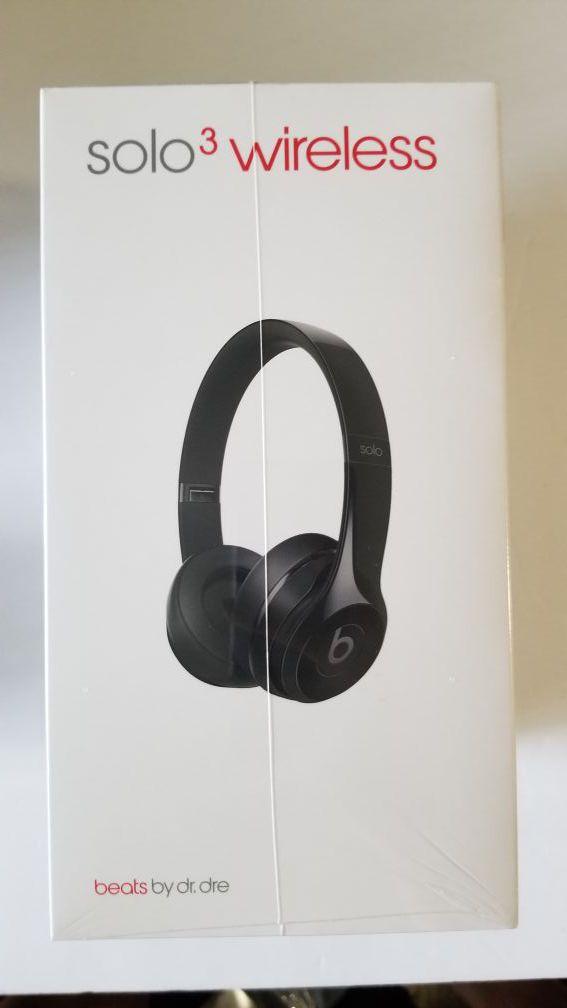 Beats by Dre - beatssolo3 wireless