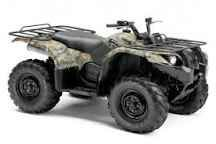 2012 camo grizzly 450