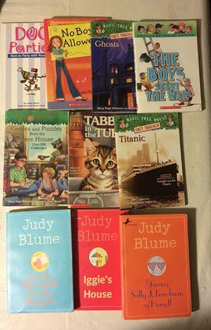 Kids books (10)