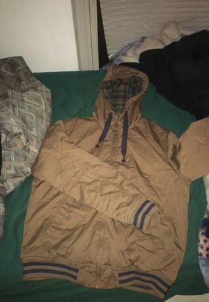 Winter HM padded men's coat