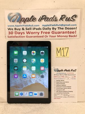 M17 - iPad Air 1 16GB