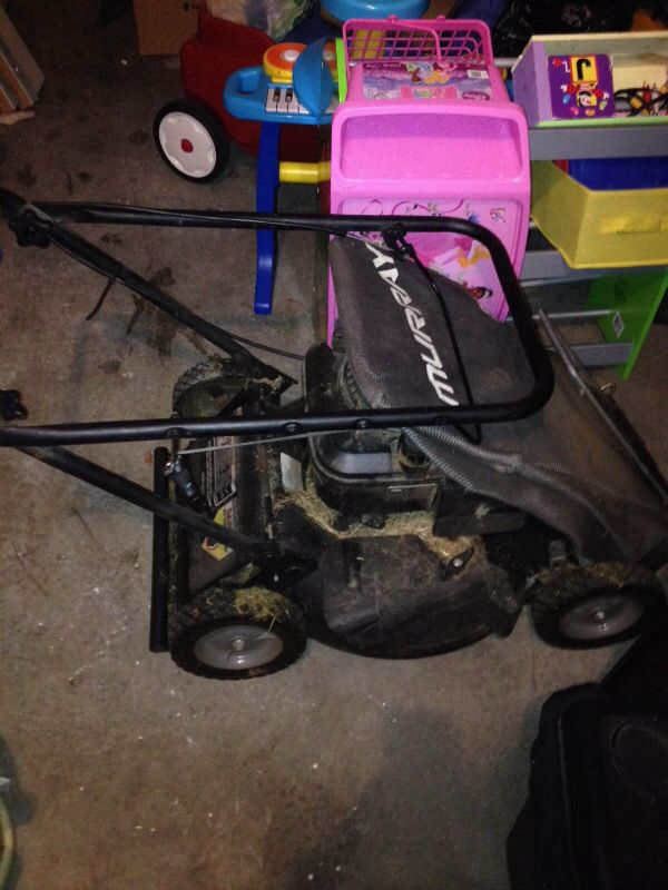 Murray Lawn Mower Home Garden In Tacoma Wa Offerup