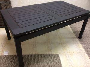 Coffee Table - Wood