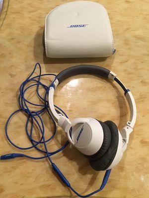 Bose sound true on ear headset