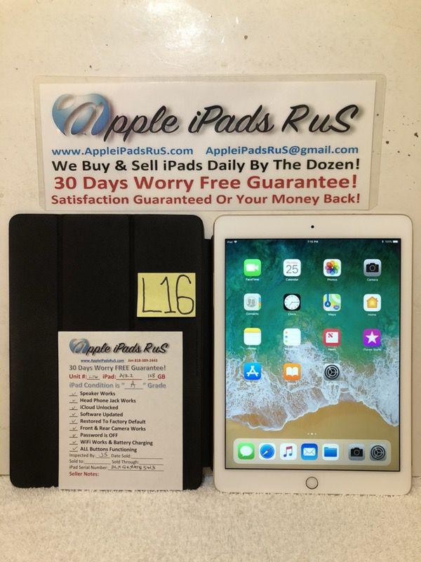 L16 - iPad Air 2 128GB