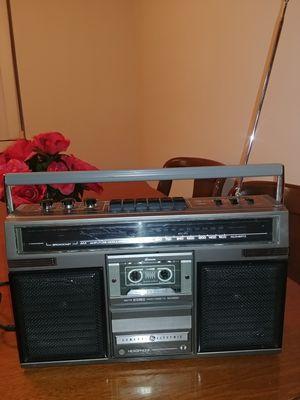 Radio General Electric Funciona Al 100 Nose El Año Pero Tiene Sus Años