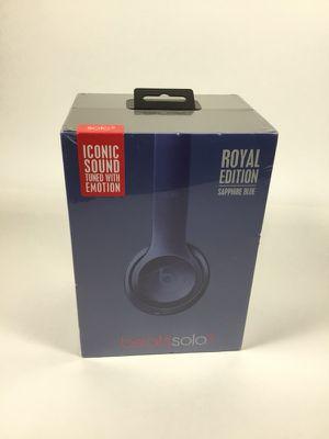 Beats Solo2 wires headphones - New
