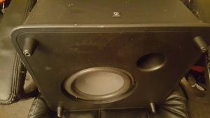 """Boston Acoustics Audio Powered Ported 8"""" Subwoofer- High Quality !!"""