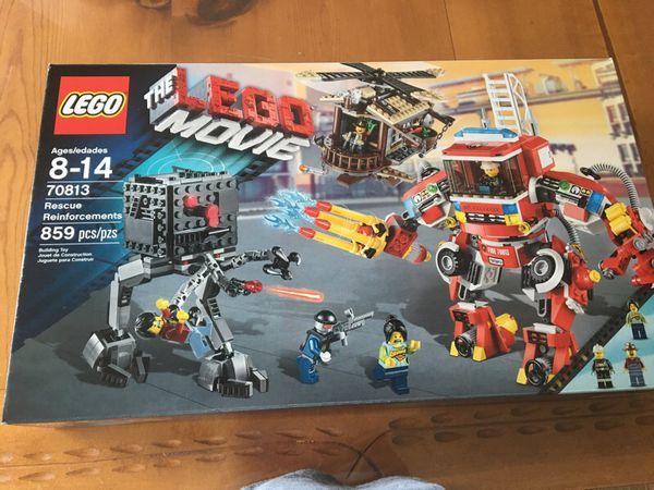 Lego 70813 - NEW