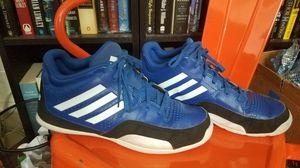 ADIDAS SNEAKERS LEATHER size 10