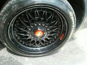 💰BBS wheel