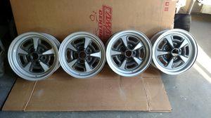 Pontiac Rally Wheels