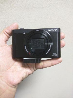Sony cybershot WX500