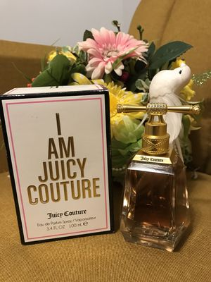 New juicy Couture woman's perfume