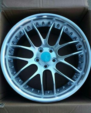 "19"" MRR GT-7 set of wheels"