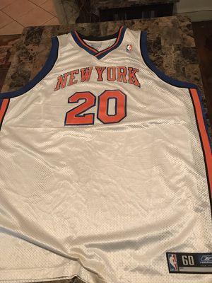 Authentic Allan Houston (KnicksJersey)