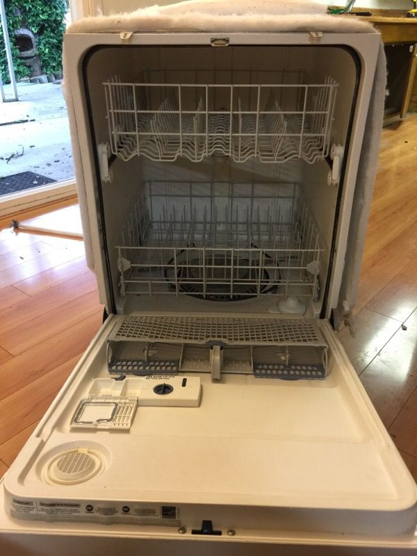 Whirlpool quiet partner ii dishwasher appliances in for 1 800 2 sell homes reviews