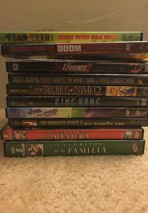 14 DVD MOVIES