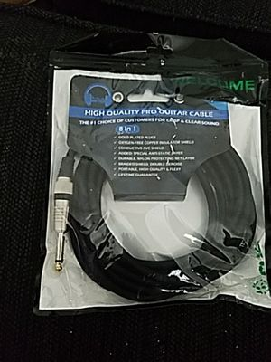 High quality pro Guitar Cable